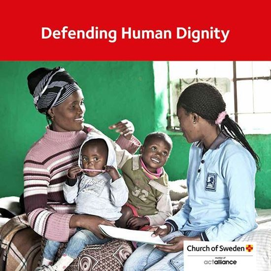 Bild på Defending Human Dignity