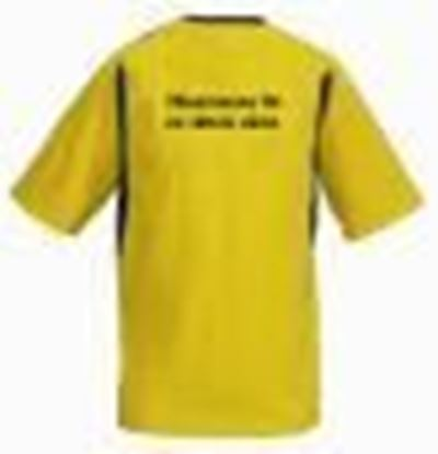 Bild på Fotbolls t-shirt, stl S