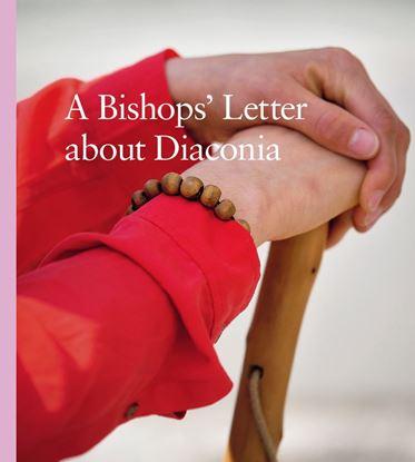 Bild på Biskopsbrev. A bishop's letter about diaconia.