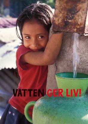 Bild på Vatten ger liv, Vattenkort