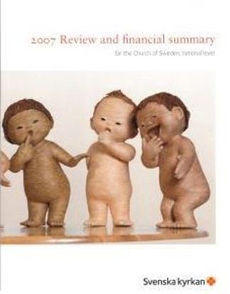 Bild på Review and financial summary of the Church of Sweden, 2007