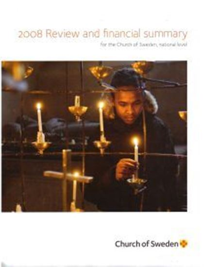 Bild på Review and financial summary of the Church of Sweden, 2008