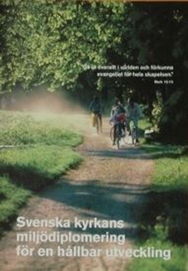 Bild på Svenska kyrkans miljödiplomering för en hållbar utveckling