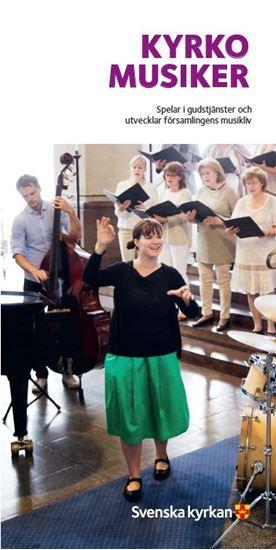 Bild på Kyrkomusiker (folder om utbildningen)