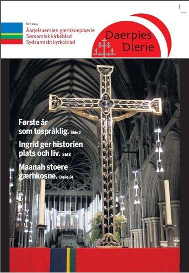 Bild på Daerpies Dierie 1:2014, sydsamisk tidning