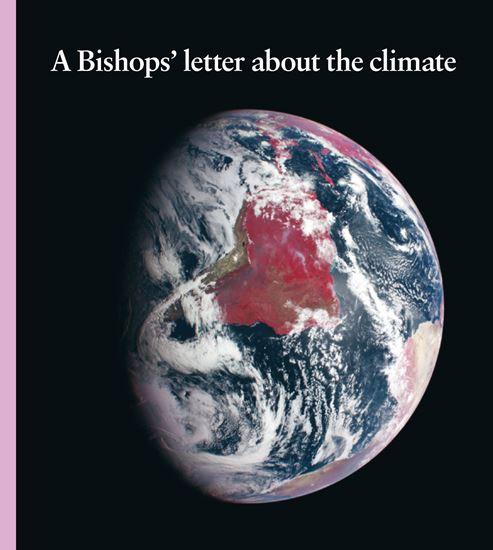 Bild på A bishops' letter about the climate Biskopsbrev om klimat, engelsk