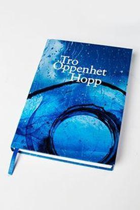Bild på Anteckningsbok Tro Öppenhet Hopp