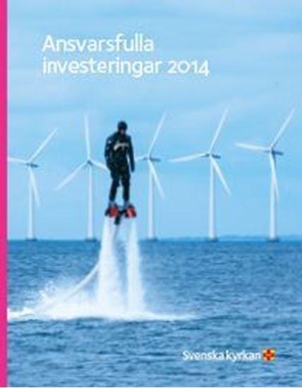Bild på Ansvarsfulla investeringar 2014