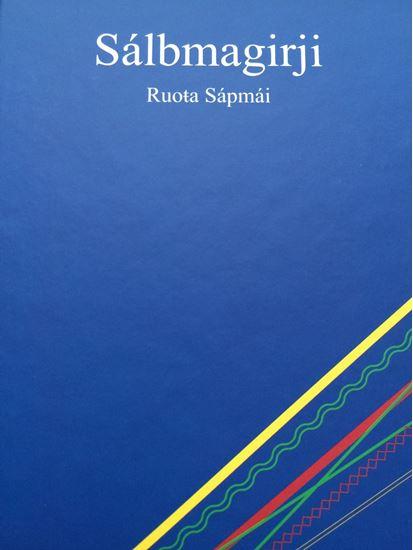 Bild på Psalmbok på nordsamiska Sálbmagirji Ruota Sápmái