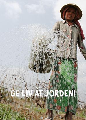 Bild på Ge liv åt jorden! Klimatkort