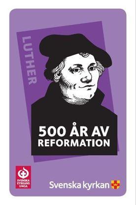 Bild på Lutherska bordssamtal - kortlek