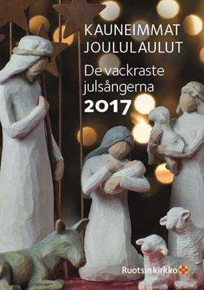 Bild på De vackraste julsångerna, sånghäfte på finska - julkampanjen 2017