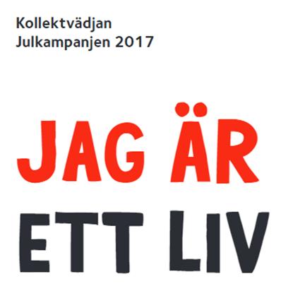 Bild på PDF: Kollektvädjan