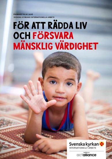 Bild på För att rädda liv och försvara mänsklig värdighet