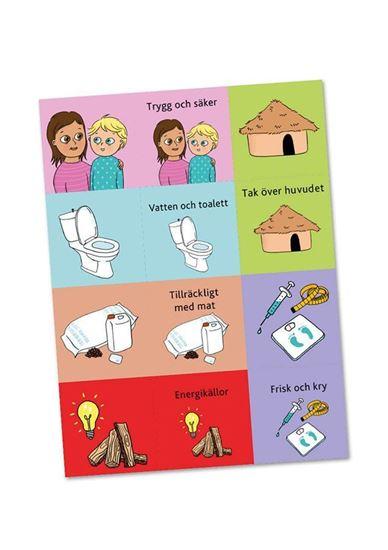 Bild på Barnmaterial LEVA - inte bara överleva