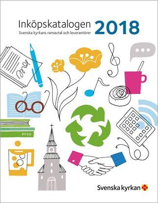 Bild på Svenska kyrkans inköpskatalog 2018