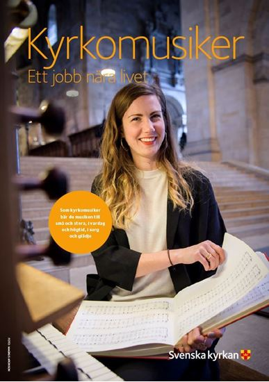 Bild på Kyrkomusiker - ett jobb nära livet