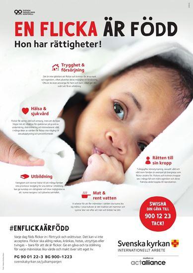 Bild på Affisch A3 5 rättigheter