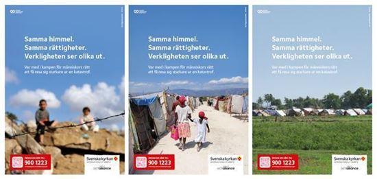 Bild på Kampanjaffisch A3, 3-pack med olika motiv