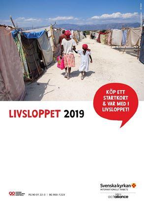Bild på Livsloppet affisch A3