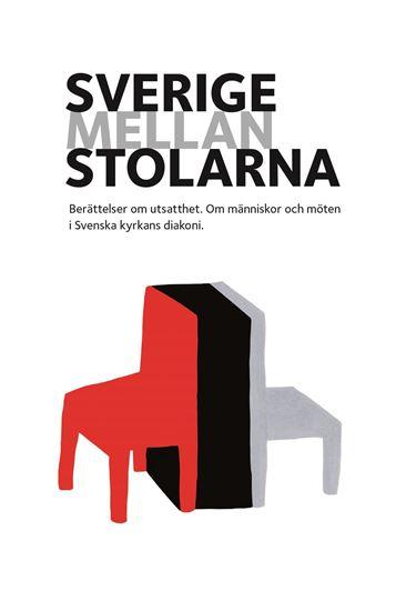 Bild på Sverige mellan stolarna Nytryck