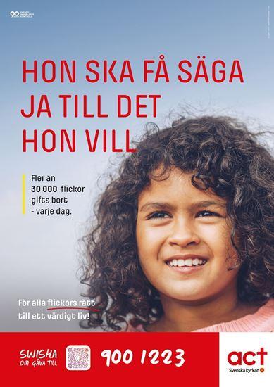 Bild på Kampanjaffisch A4 3-pack