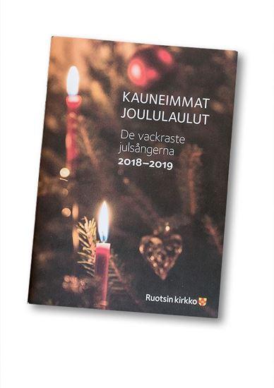 Bild på Vackraste julsånger (finska)