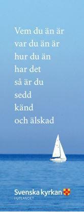 Bild på Bokmärke. Segelbåt