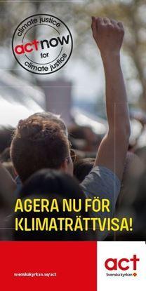 Bild på Folder Klimatkampanj